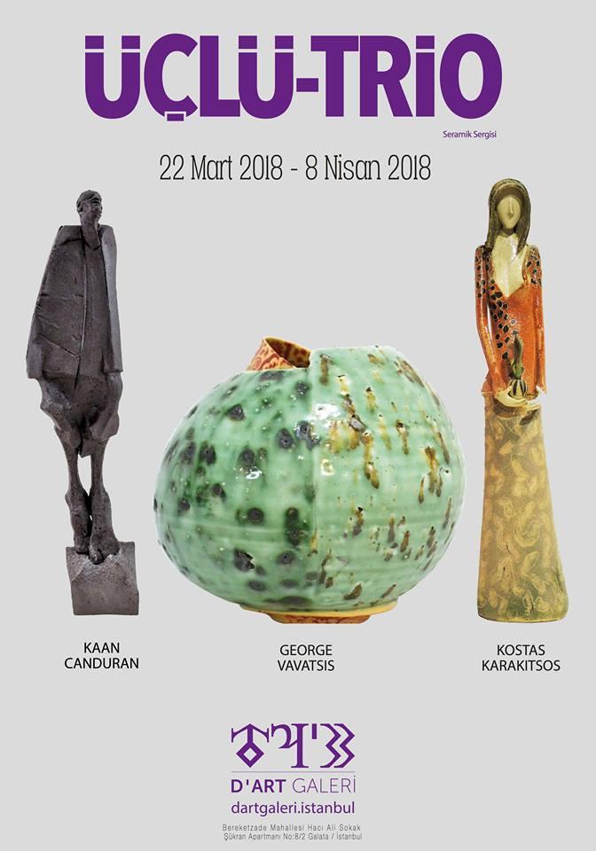 D'Art Galeri İstanbul 2018