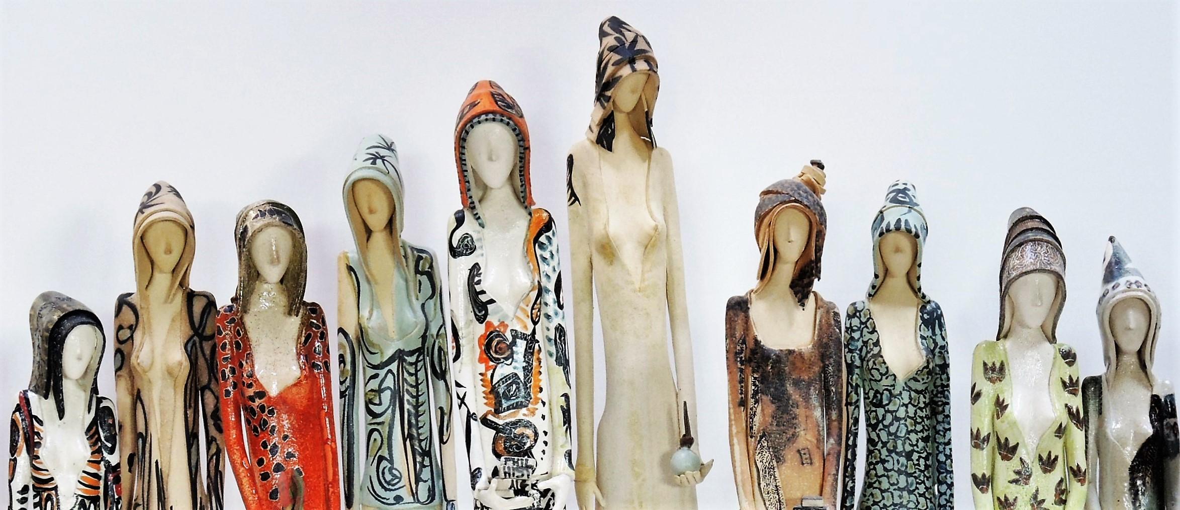 5 Ceramists in Athens 25/2-16/3 – 2019